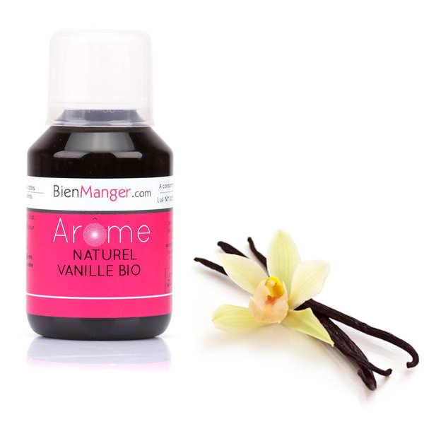 Arôme naturel de vanille bio - flacon doseur 115ml