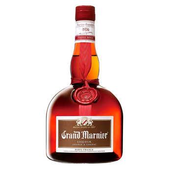 Grand Marnier - Grand Marnier Liquor - Cordon Rouge 40%