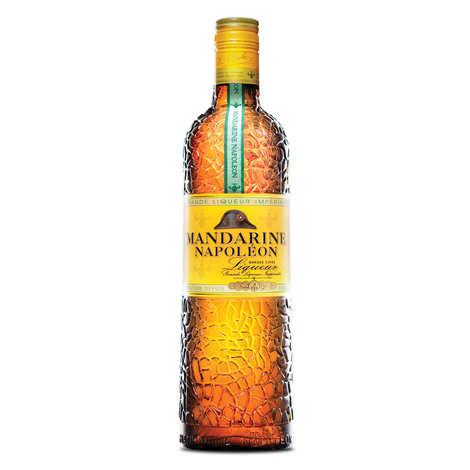 Mandarine Napoléon - Mandarine Napoléon Liquor - Cordon Rouge 38%