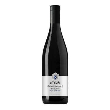 Bourgogne Pinot noir - Maison Chanzy