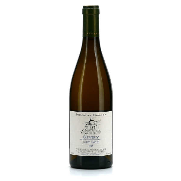 "Givry ""Le Haut Colombier"" - White Wine"