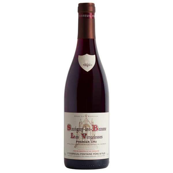"Savigny-les-Beaune 1er cru rouge ""Les Vergelesses"""