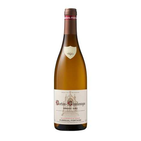 Domaine Dubreuil-Fontaine - Corton Charlemagne Grand Cru blanc