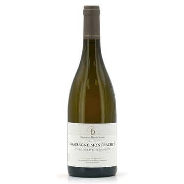 Chassagne-Montrachet 1er Cru blanc