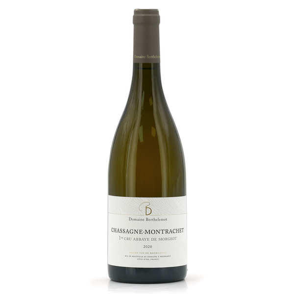 "Chassagne-Montrachet 1er Cru ""Abbaye de Morgeot""- Withe Wine"