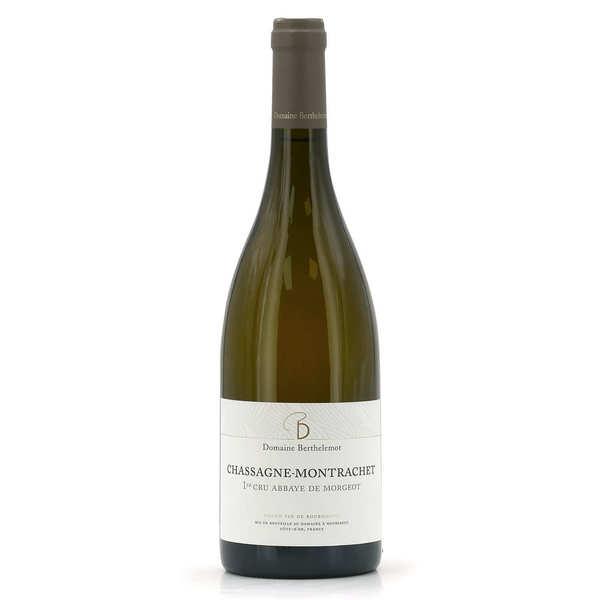 "Chassagne-Montrachet 1er Cru blanc ""Abbaye de Morgeot"""