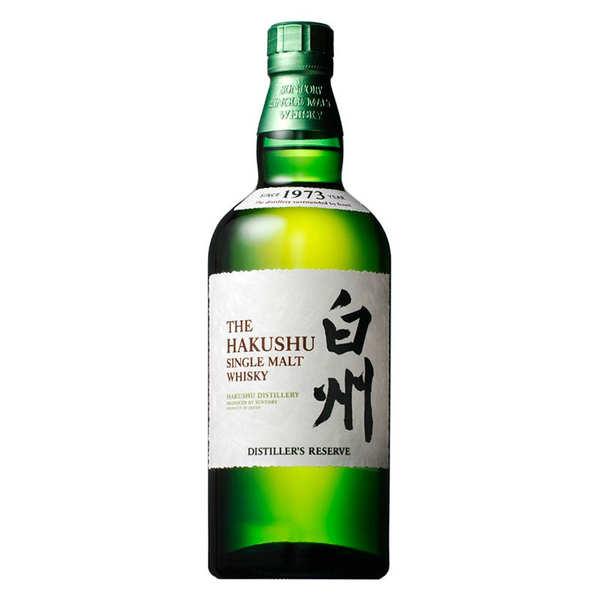 Hakushu Distiller's Reserve - Single Malt Whisky du Japon 43%