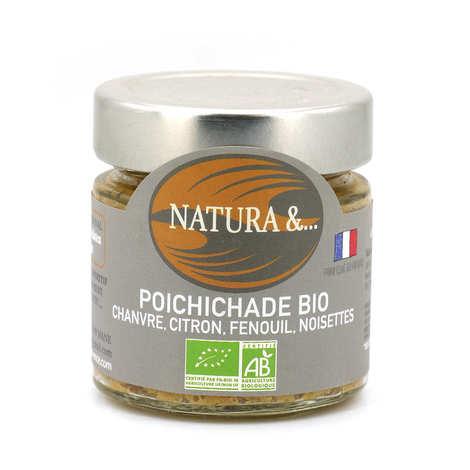 Pellegrain en Provence - Toastinette pois cassés, basilic bio à tartiner