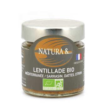 Pellegrain en Provence - Organic Lentils, Savory, Majoram To Spread