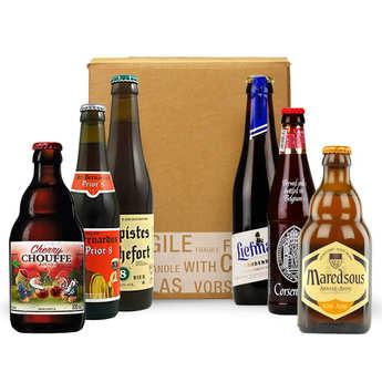 - Belgian Beers Discovery Box (June)
