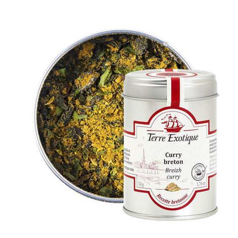 Terre Exotique - Curry breton