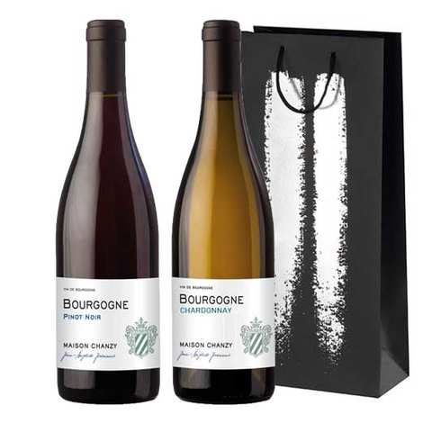 Maison Chanzy - First Steps in Burgundy gift box