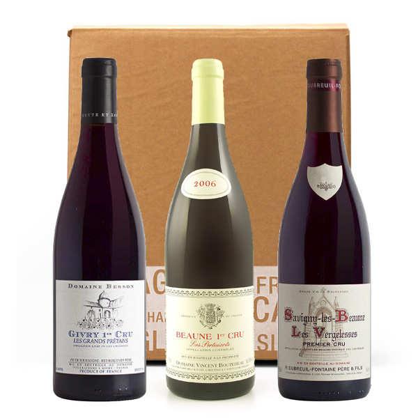 3 Premiers Crus From Burgundy