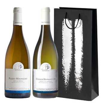 Domaine Berthelemot - Coffret 2 Bourgognes Blancs Montrachet