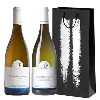 Domaine Berthelemot - Coffret 2 Bourgogne Blancs Montrachet