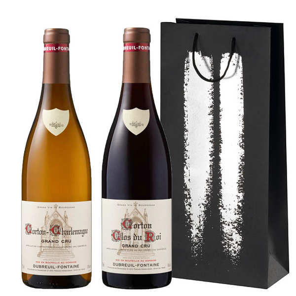 Grands Crus from Burgundy 2 Wines Set