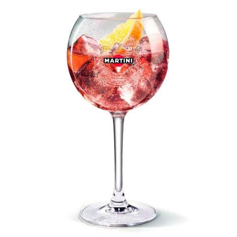 Martini - Le verre ballon Martini