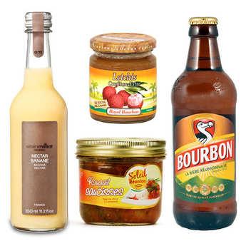 - Pack découverte de la culture culinaire de la Réunion