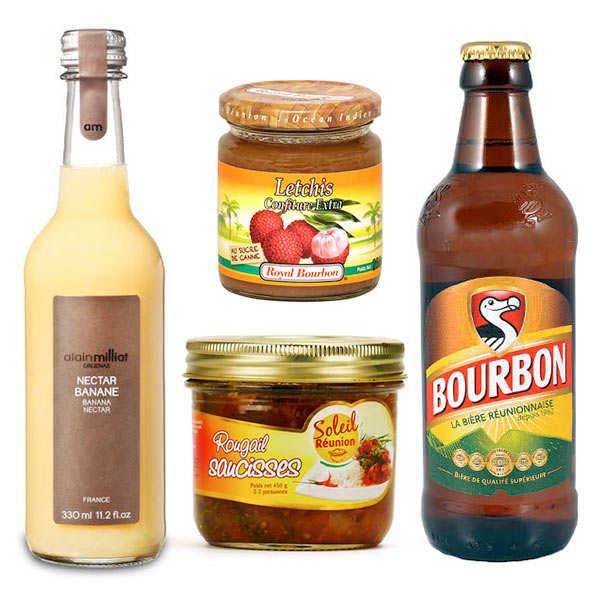 Pack découverte de la culture culinaire de la Réunion