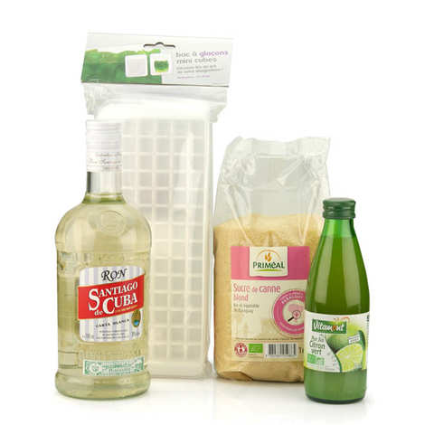 - Pack the essential for home made Cuban Mojito