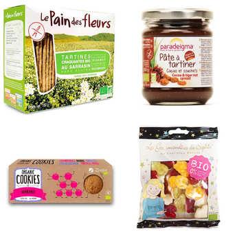 - Pause gourmande bio et sans gluten