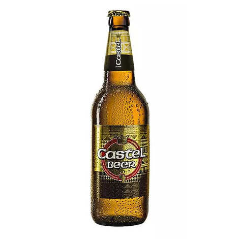 Castle lager - Castle Lager - Beer from South Africa 5%