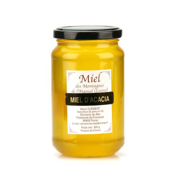 Miel d'acacia des montagnes de l'Aigoual (Lozère)