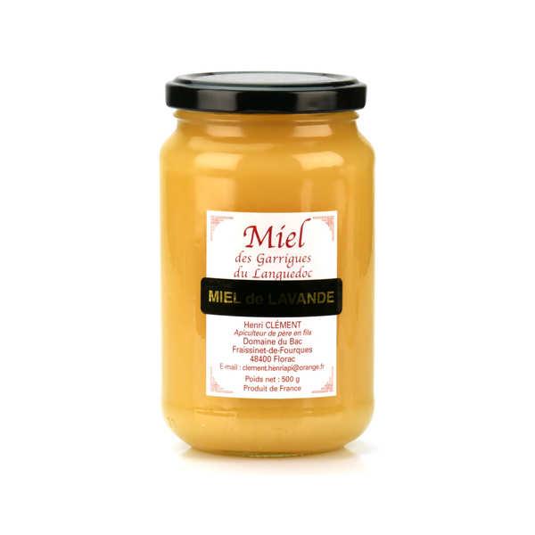 Miel de lavande des garrigues du Languedoc