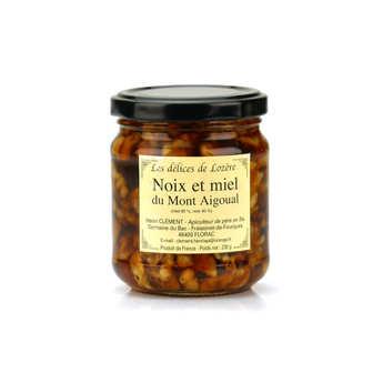 Henri Clément - Noix et miel du Mont Aigoual