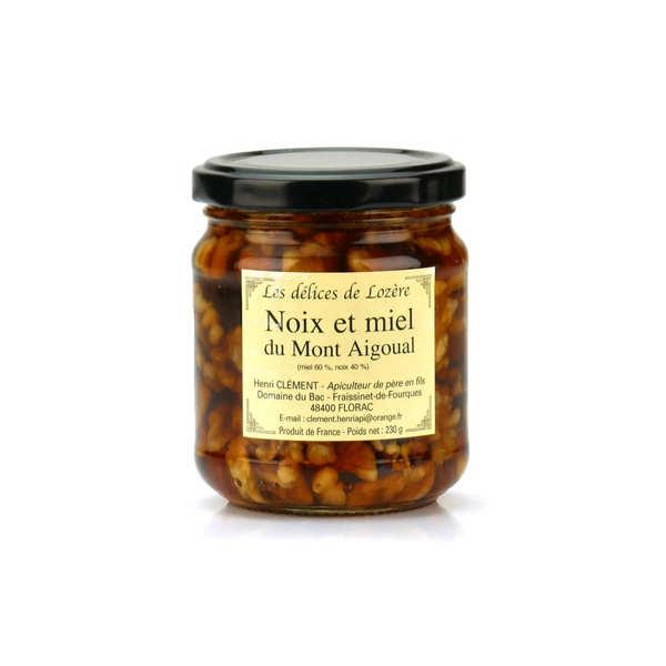 Noix et miel du Mont Aigoual