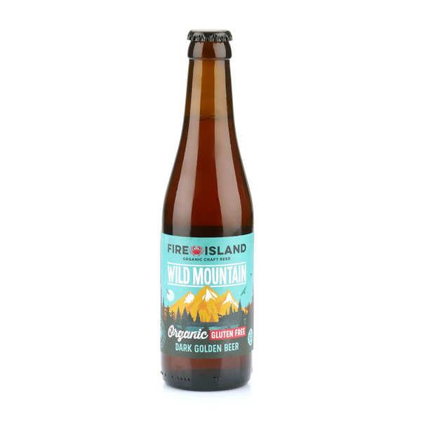 Wild Mountain - bière blonde du Pays de Galles bio et sans gluten 5,0%