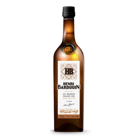 Distilleries et Domaines de Provence - Henri Bardouin Pastis 45%