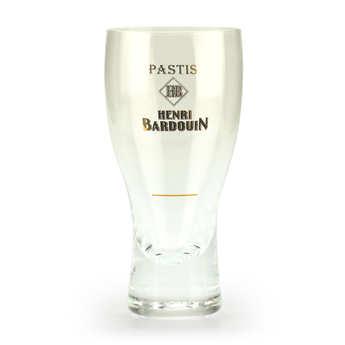 Distilleries et Domaines de Provence - Henri Bardouin Pastis Glass