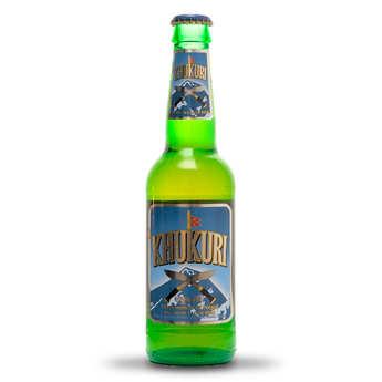 Khukuri - Khukuri - bière blonde du Népal 4.7%
