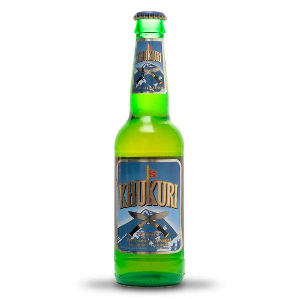 Khukuri - bière blonde du Népal 4.7%