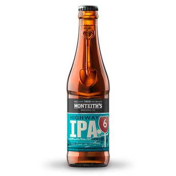 Monteith's - Monteith's - New Zealand Beer Highway Ipa 5.4%