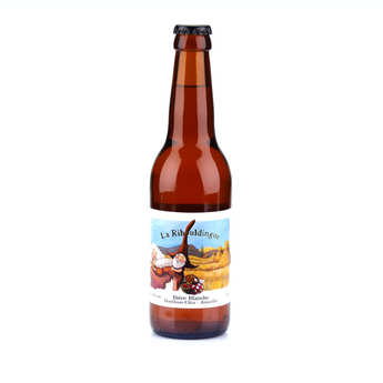 Brasserie des Garrigues - Ribouldingue - Organic White Beer from France 6.1%