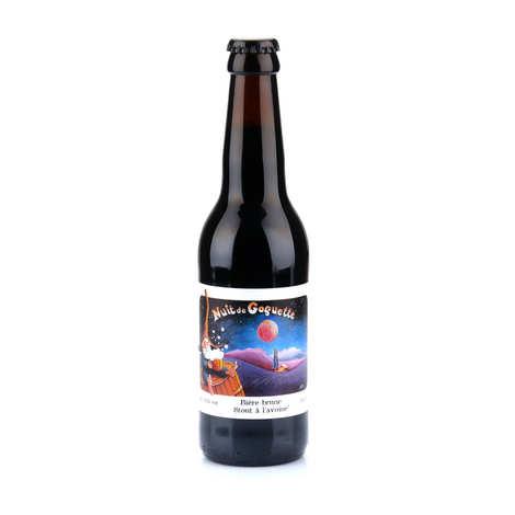 Brasserie des Garrigues - Nuit de Goguette - bière noire du Languedoc bio 4.3%