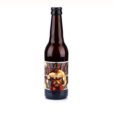 La Frappadingue - bière IPA du Languedoc bio 9.6%