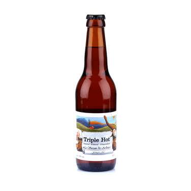 La Triple Hot - bière de printemps du Languedoc bio 5.9%