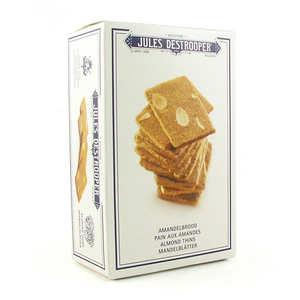 Biscuiterie Jules Destrooper - Pain aux amandes