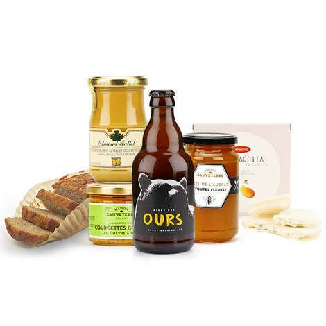 - Lot découverte autour du miel