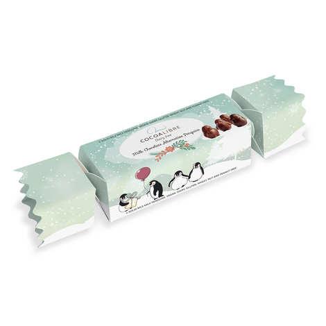 CocoaLibre - Petits pingouins au chocolat au lait vegan et sans lactose