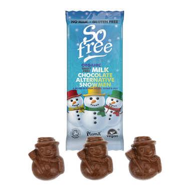 Tablette de chocolat bio sans lactose et sans gluten
