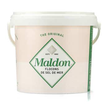 Maldon Crystal Salt - Sel de Maldon en seau (cristaux)