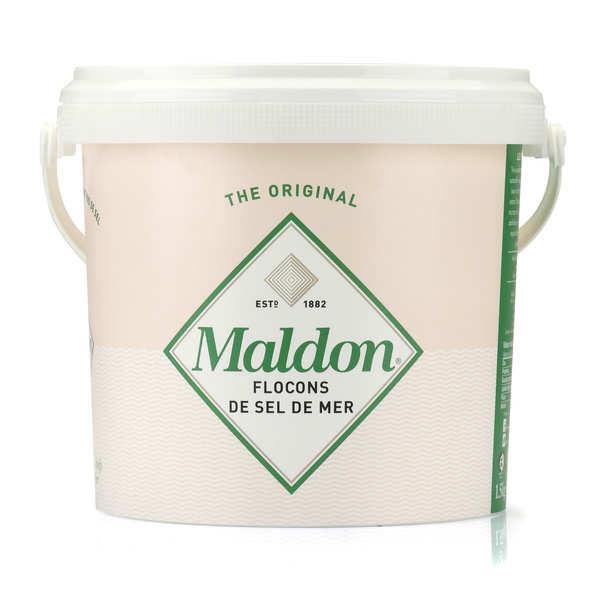 Sel de Maldon en seau (cristaux)