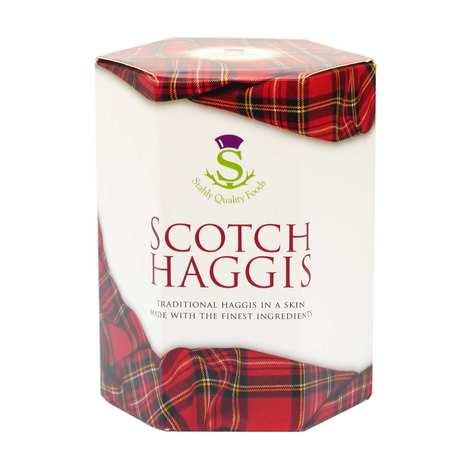 Stahly Quality Foods - Scotch Haggis