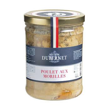 Maison Dubernet - Poulet aux morilles - Maison Dubernet