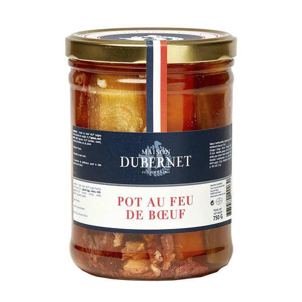 Beef Pot-au-feu - Maison Dubernet