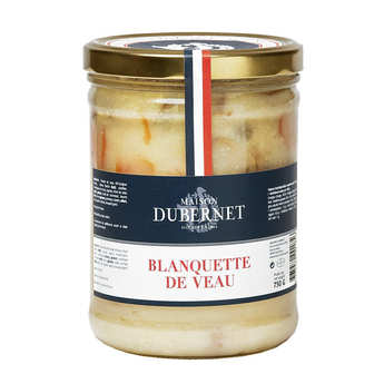 Maison Dubernet - Blanquette de veau - Maison Dubernet